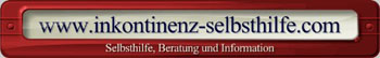 Selbsthilfe Beratung Informationen http://www.inkontinenz-selbsthilfe.com/